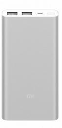 Powerbanka Xiaomi Mi PowerBank 2S 10.000 mAh stříbrná