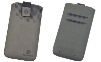 Pouzdro RedPoint Velvet Pocket 3XL šedé
