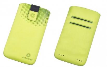 Pouzdro RedPoint Velvet Pocket 3XL zelené
