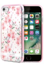 Pouzdro SoSeven (SSBKC0127) Tokyo Rugged Case Cherry pro Apple iPhone 6/6S/7/8 bílé