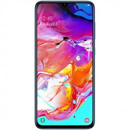Samsung A705 Galaxy A70 Dual SIM Blue