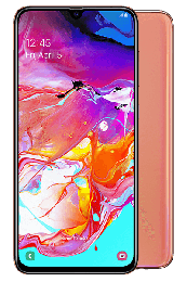 Samsung A705 Galaxy A70 Dual SIM Coral