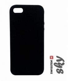 Pouzdro Swissten Sky pro Apple iPhone 7 černé