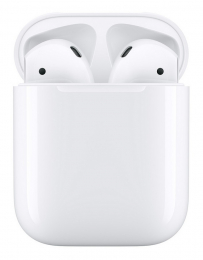 Apple Airpods 2019 (MV7N2ZM/A) s nabíjecím pouzdrem bílá