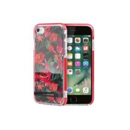 Pouzdro SoSeven (SSBKC0128) Hawai Rugged Cherry Blossom pro Apple iPhone 6/6S/7/8 bílé