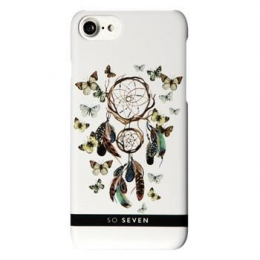 Pouzdro SoSeven (SVNCSBHIP7) Boho Rubber Pattern Attrape Reve pro Apple iPhone 6/6S/7/8