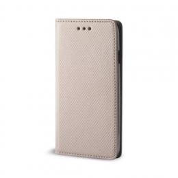 Pouzdro Smart pro Xiaomi Redmi Note 7 zlaté