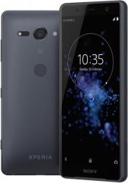 Sony H8314 Xperia XZ2 Compact Single SIM Black