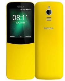 Nokia 8110 4G/LTE Dual SIM Yellow