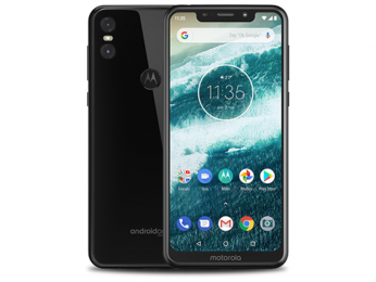 Motorola One Lite 3/32GB Dual SIM Black
