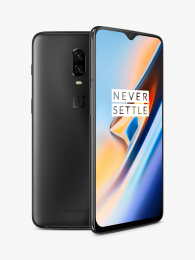OnePlus 6T 8GB/128GB Dual SIM Midnight Black
