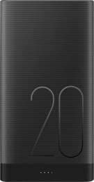 Huawei AP20 Quick Charge Powerbanka 20.000 mAh černá