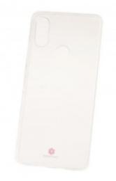 Pouzdro RedPoint Silicon Exclusive pro Xiaomi Mi A2 čiré