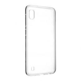 Pouzdro FIXED TPU pro Samsung A105F Galaxy A10 čiré