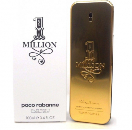 Paco Rabanne 1 Million toaletní voda pánská 100 ml tester