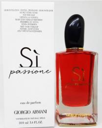 Giorgio Armani Sì Passione parfémovaná voda dámská 100 ml tester
