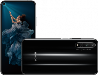 Honor 20 6GB/128GB Dual SIM Black