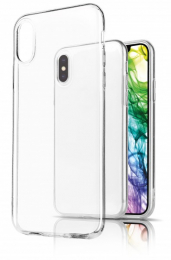 Pouzdro Aligator Transparent pro Samsung A750F Galaxy A7 2018