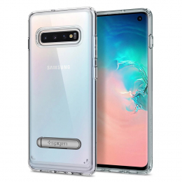 Pouzdro Spigen (605CS26803) Ultra Hybrid S pro Samsung G973F Galaxy S10 Clear