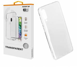 Pouzdro Aligator Transparent pro Samsung A505F Galaxy A50/A30s