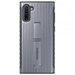 Pouzdro Samsung EF-RN970CSE Protective Standing Cover pro Samsung Galaxy Note 10 stříbrné