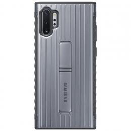 Pouzdro Samsung EF-RN975CSE Protective Standing Cover pro Samsung Galaxy Note 10 Plus stříbrné