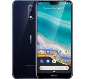 Nokia 7.1 32GB Single SIM Blue