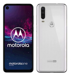 Motorola One Action 4GB/128GB Dual SIM White