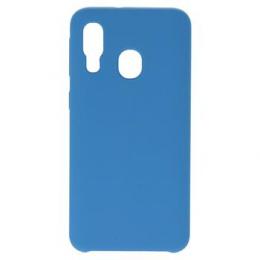 Pouzdro Swissten Liquid pro Samsung A405F Galaxy A40 světle modrá