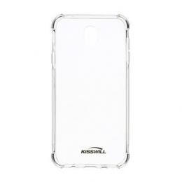 Kisswill Shock TPU Pouzdro pro Samsung Galaxy M20 čiré