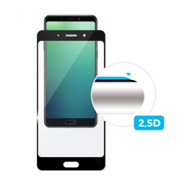 FIXED Tvrzené sklo pro Huawei P20 Lite Full Cover černé