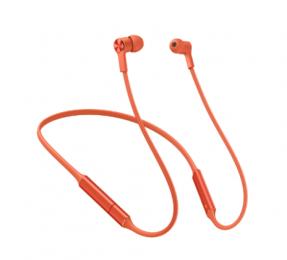 Bezdrátová sluchátka Huawei (CM-70C) FreeLace oranžová
