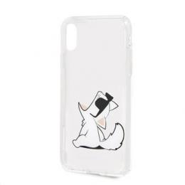 Pouzdro Karl Lagerfeld (KLHCS10PCFNRC) Fun No Rope TPU pro Samsung G975F Galaxy S10+ černé