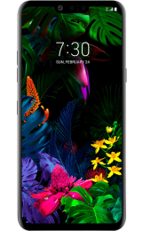 LG G8s ThinQ Dual SIM 128GB Black