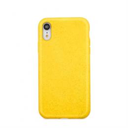 Pouzdro Forever Bioio pro Apple iPhone X/Xs žluté
