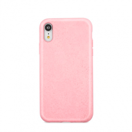 Pouzdro Forever Bioio pro Apple iPhone Xs Max růžové
