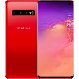 Samsung G973F Galaxy S10 Dual SIM 128GB Red