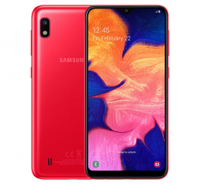 Samsung A105F Galaxy A10 Dual SIM Red