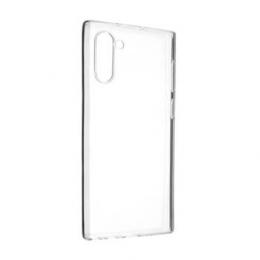 Pouzdro FIXED TPU pro Samsung N970F Galaxy Note 10 čiré