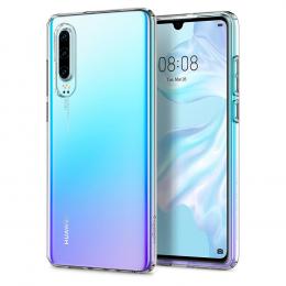Pouzdro Spigen (L38CS25736) Liquid Crystal pro Huawei P30 Clear