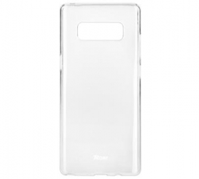 Pouzdro Roar TPU pro Samsung N950F Galaxy Note 8 čiré