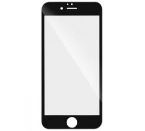 Tvrzené sklo 3D (celoplošné lepení) pro Huawei Y6 2017 černé