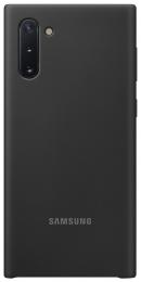 Pouzdro Samsung (EF-PN970TB) Silicone pro Samsung N970 Galaxy Note 10 Black