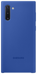 Pouzdro Samsung (EF-PN970TL) Silicone pro Samsung N970 Galaxy Note 10 Blue