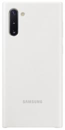 Pouzdro Samsung (EF-PN970TW) Silicone pro Samsung N970 Galaxy Note 10 White