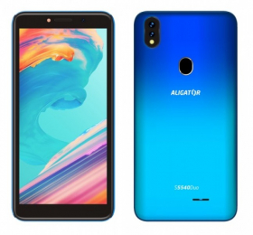 Aligator S5540 Duo 2GB/32GB Gradient Blue