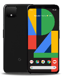 Google Pixel 4 XL 128GB Just Black
