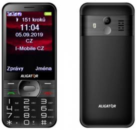 Aligator A900 GPS Dual SIM Black