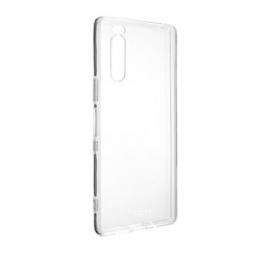 Pouzdro FIXED TPU pro Sony Xperia 5 čiré