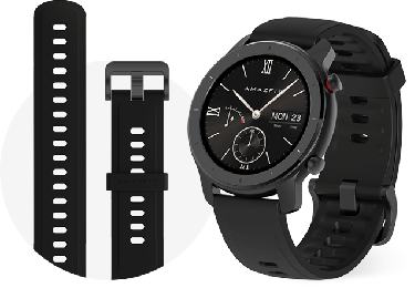Huami Amazfit GTR 42 mm Black